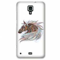 coque Wiko jerry2 / jerry 2 Animaux Ethniques
