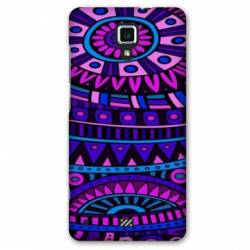 coque Wiko jerry2 / jerry 2 Etnic abstrait