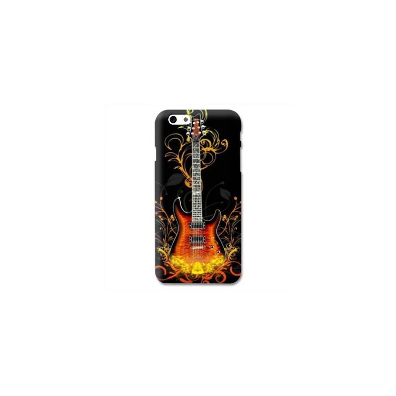 Coque pour iphone 6 / 6s guitare