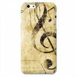 Coque Iphone 6 / 6s Musique