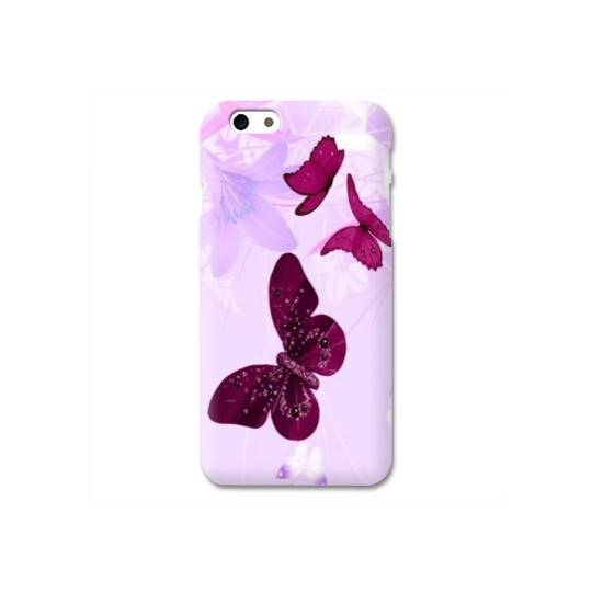 Coque pour iphone 6 / 6s papillons