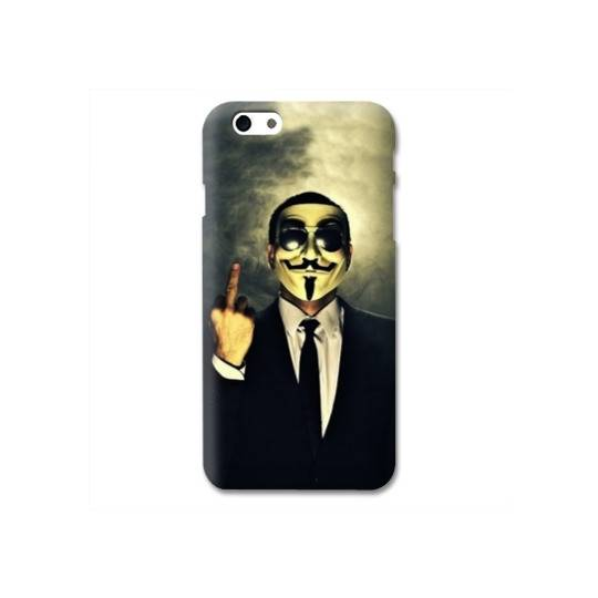 Coque Iphone 6 / 6s Anonymous