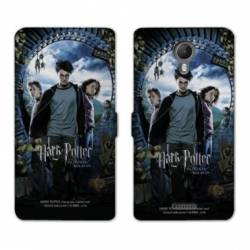 RV Housse cuir portefeuille Wiko jerry2 / jerry 2 WB License harry potter D