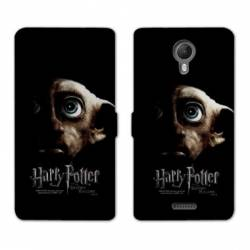 RV Housse cuir portefeuille Wiko jerry2 / jerry 2 WB License harry potter A