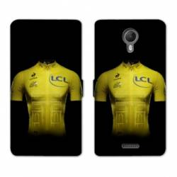 RV Housse cuir portefeuille Wiko jerry2 / jerry 2 Cyclisme