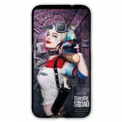 Coque Samsung Galaxy J3 (2016) WB Licence Harley Queen
