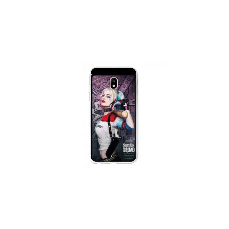 Coque Samsung Galaxy J3 (2017) - J330 WB Licence Harley Quinn