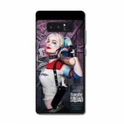 Coque Samsung Galaxy Note 8 WB Licence Harley Queen