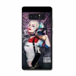 Coque Samsung Galaxy Note 8 WB Licence Harley Queen