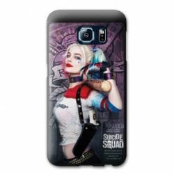 Coque Samsung Galaxy S7 WB Licence Harley Queen