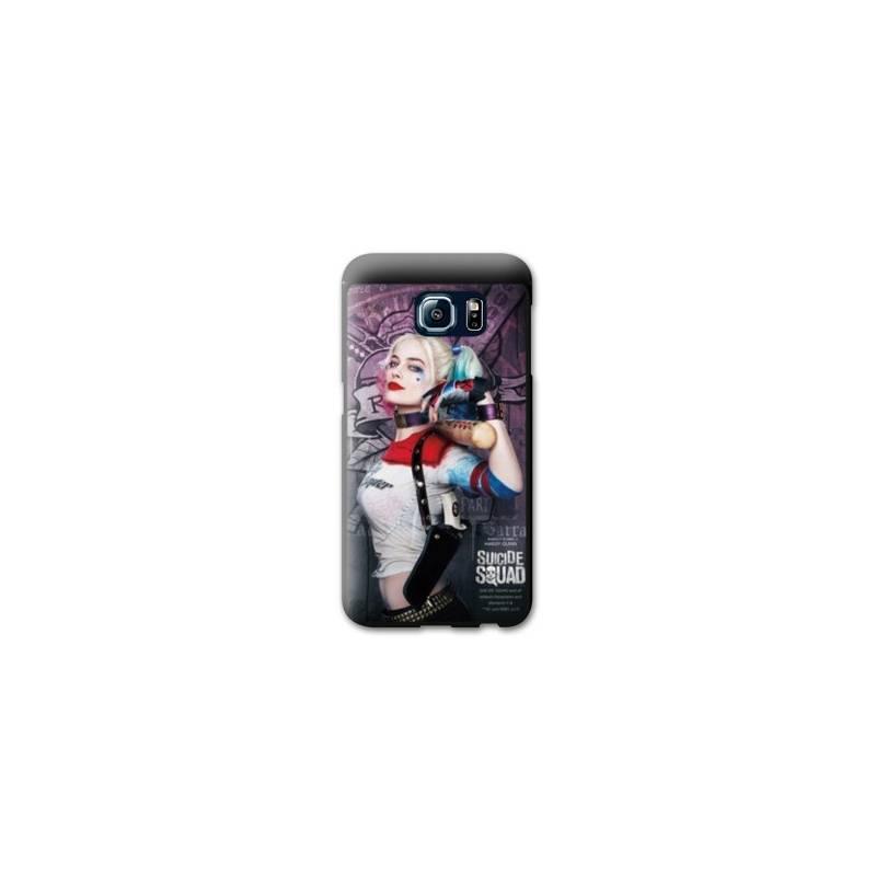 Coque Samsung Galaxy S8 WB Licence Harley Queen