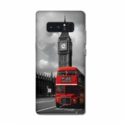 Coque Samsung Galaxy Note 8 Angleterre