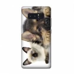Coque Samsung Galaxy Note 8 animaux 2
