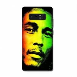 Coque Samsung Galaxy Note 8 Bob Marley