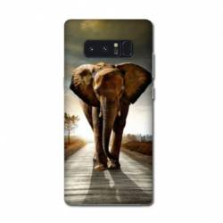Coque Samsung Galaxy Note 8 savane