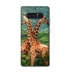 Coque Samsung Galaxy Note 8 savane