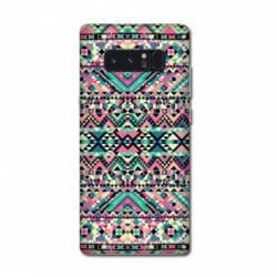 Coque Samsung Galaxy Note 8 motifs Aztec azteque