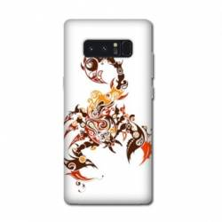 Coque Samsung Galaxy Note 8 reptiles