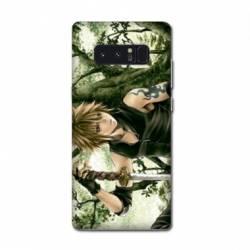 Coque Samsung Galaxy Note 8 Manga - divers