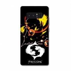 Coque Samsung Galaxy Note 8 signe zodiaque