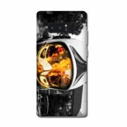 Coque Samsung Galaxy Note 8 pompier police