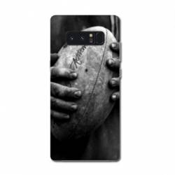 Coque Samsung Galaxy Note 8 Rugby
