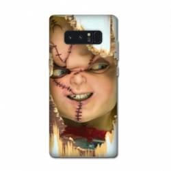 Coque Samsung Galaxy Note 8 Horreur