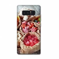 Coque Samsung Galaxy Note 8 Gourmandise