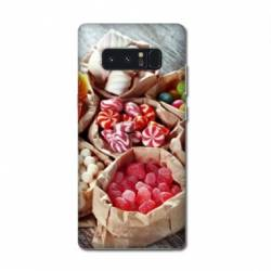 Coque Samsung Galaxy Note 8 Gourmandise