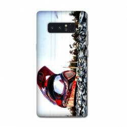 Coque Samsung Galaxy Note 8 Moto
