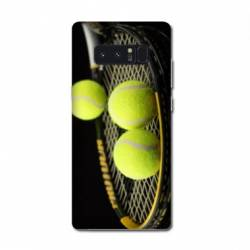 Coque Samsung Galaxy Note 8 Tennis
