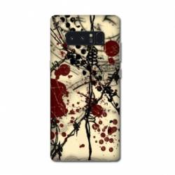 Coque Samsung Galaxy Note 8 Grunge