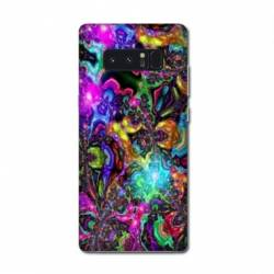 Coque Samsung Galaxy Note 8 Psychedelic