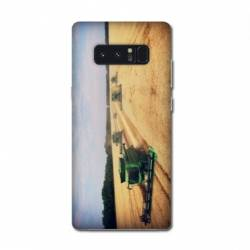 Coque Samsung Galaxy Note 8 Agriculture