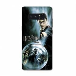 Coque Samsung Galaxy Note 8 WB License harry potter C