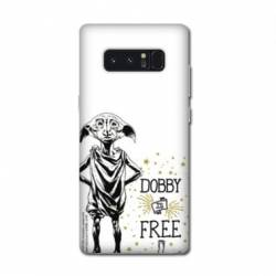 Coque Samsung Galaxy Note 8 WB License harry potter dobby