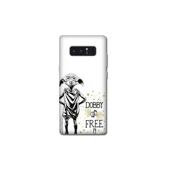 Coque pour Samsung Galaxy Note 8 WB License harry potter dobby