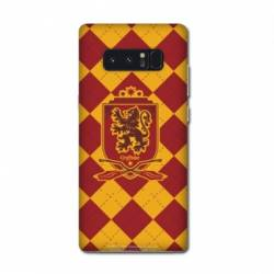 Coque Samsung Galaxy Note 8 WB License harry potter ecole