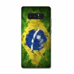 Coque Samsung Galaxy Note 8 Bresil