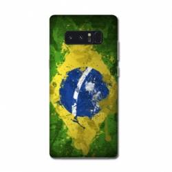 Coque Samsung Galaxy Note 8 Bresil