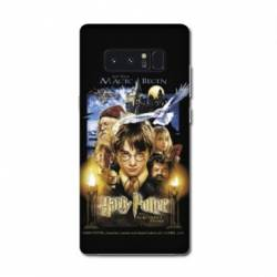 Coque Samsung Galaxy Note 8 WB License harry potter D