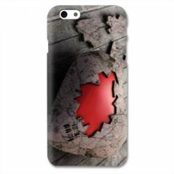 Coque Iphone 6 plus + amour