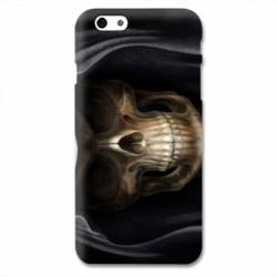 Coque Iphone 6 plus + tete de mort