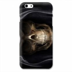 Coque Iphone 6 plus + tete de mort