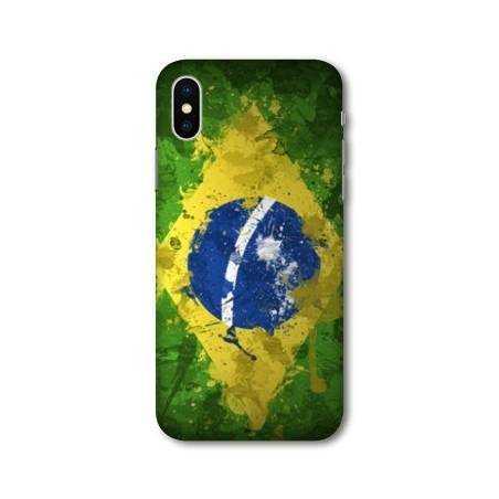 Coque Iphone X Bresil