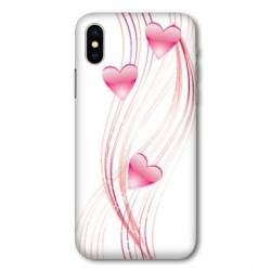 Coque Iphone X amour