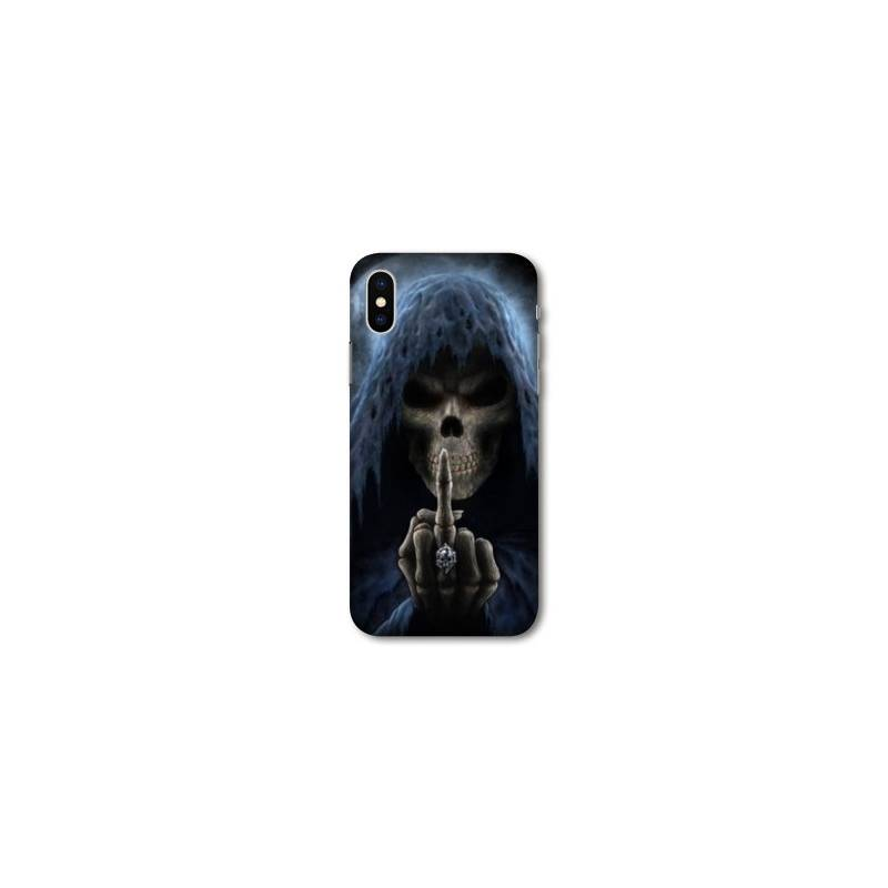 coque iphone x red dead