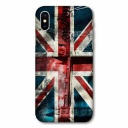 Coque Iphone X Angleterre