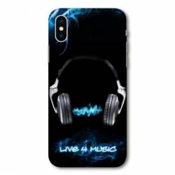 Coque Iphone X techno