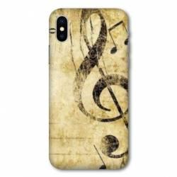 Coque Iphone X Musique